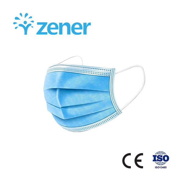 Disposable Protective Face Mask,CE,Melt-blown fabric,Protect against PM2.5,civil,Daily necessities,Epidemic prevention,Unwashable,BFE≥95%,PFE≥90%,98+Melt-blown fabric,Melt-blown fabric,Disposable,3 layers,Soft fabric,Adult,Blue-white,Colourful,Customized